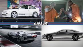 """Ken Block agora tem um Escort RS Cosworth, confirmado o spinoff de """"Velozes e Furiosos"""", Lamborghini de quatro lugares chega em 2021 e mais!"""