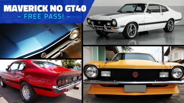 Semana do Maverick no GT40: todos os modelos anunciam na faixa até 3ª que vem (confira o que já temos por lá!)