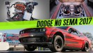Dodge leva motor V8 Hellcat novo na caixa para o SEMA 2017 – e que tal um Demon feito de fibra de carbono?