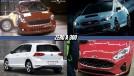 """Ford Ka tem zero estrela em novo crash-test, Golf 1.6 MSI deixa de ser produzido, Fiesta reestilizado """"vaza"""" na internet e mais!"""
