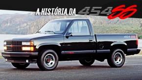 Chevrolet 454 SS: a Silverado que obrigou a Ford a criar a F-150 SVT Lightning