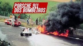 Quando o Porsche 911 era o carro de bombeiros de Nürburgring – e salvou a vida de Niki Lauda