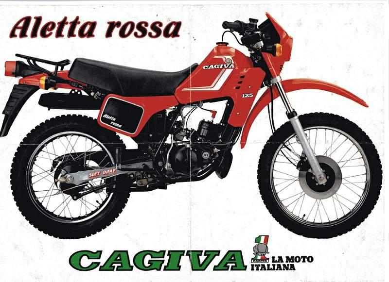 a987b08ed7 Assim em 1984 a Agrale lançou suas duas primeiras motos  a SXT 16.5 e a  Elefant 16.5
