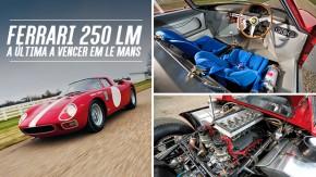 250 LM: a simplicidade selvagem da última Ferrari a vencer as 24 Horas de Le Mans