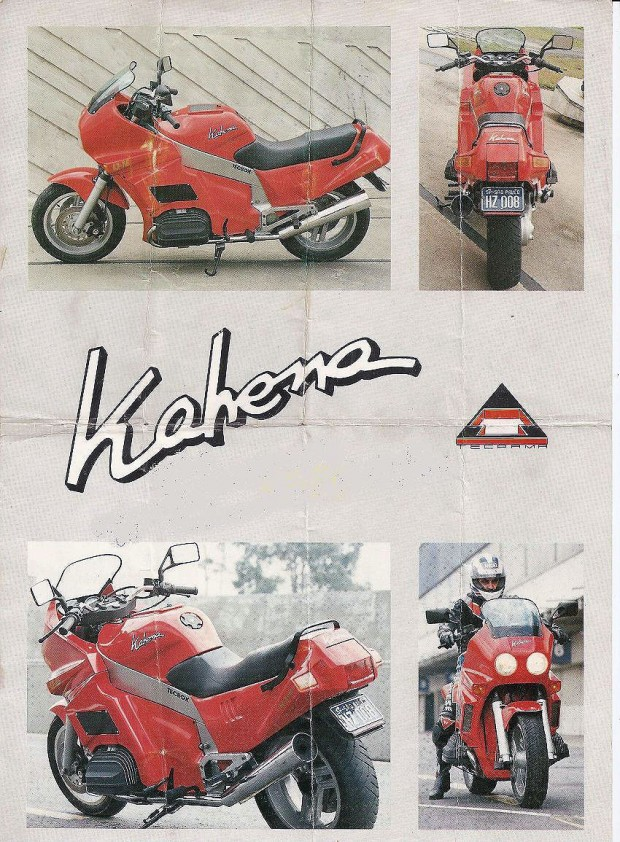 Kahena 1600 Brochure