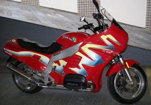 Kahena Motorcycle