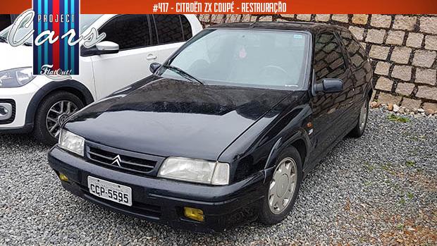 Project Cars #417: a chegada de mais um Citroën ZX – e o melhor deles