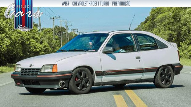 Um Kadett de 411 cv: a história do Project Cars #457