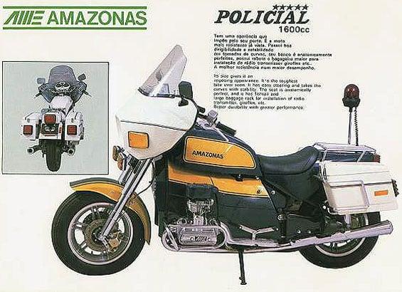 Policial Amazonas
