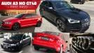 Semana Audi A3 no GT40: todos os modelos (incluindo S3, RS3 e Q3) anunciam na faixa até a próxima terça – veja o que já temos