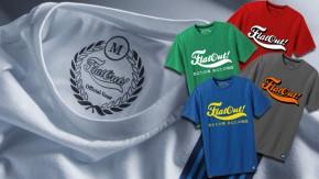 Bate-papo sobre a nossa loja – e nos ajude a escolher a cor da próxima camiseta do FlatOut!