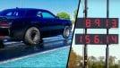 Esta puxada absurda de 8 segundos no quarto-de-milha é uma prova do potencial do Dodge Challenger SRT Hellcat