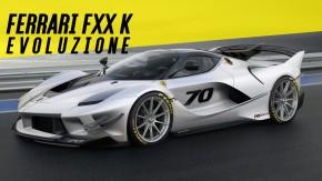 FXX K Evo: como a Ferrari conseguiu deixar seu carro de 1.050 cv ainda mais extremo?