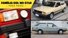 Semana Família Gol no GT40: Saveiro, Voyage e Parati também anunciam na faixa até terça que vem!