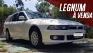 Mitsubishi Legnum V6 à venda: uma perua de Gran Turismo na sua garagem