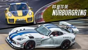 Os recordes de Nürburgring: afinal, quais são os carros mais rápidos do Inferno Verde agora?
