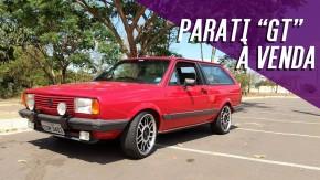 Se a Volkswagen tivesse feito uma Parati GT, ela seria mais ou menos assim