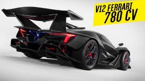 Apollo IE: o supercarro nascido das cinzas da Gumpert com fibra de carbono exposta e um V12 Ferrari de 780 cv