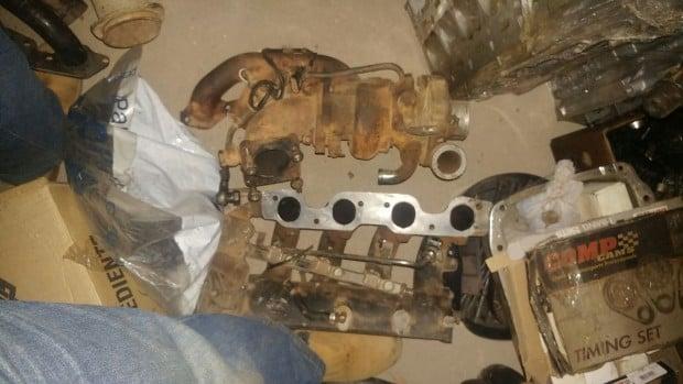 tempra turbo peças