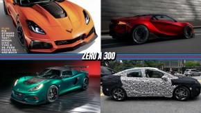 """Corvette ZR1 revelado antes da hora (e com 750 cv!), Chevrolet Cruze """"RS"""" roda pelo Brasil, Honda revela """"mini"""" NSX nos games e mais!"""