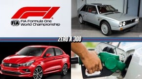 Preço médio da gasolina passa dos R$ 4,onovo logotipo da Fórmula 1, Fiat Cronos vaza antes do lançamento e mais!
