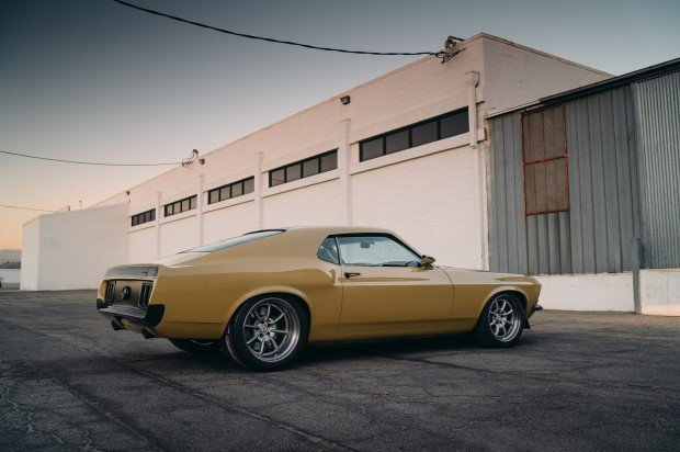1970-Ford-Mustang-Boss-302-by-SpeedKore-and-Robert-Downey-Jr-rear-three-quarter