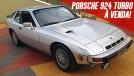 Este Porsche 924 Turbo 1981 é raro, íntegro, original e está à venda no Brasil