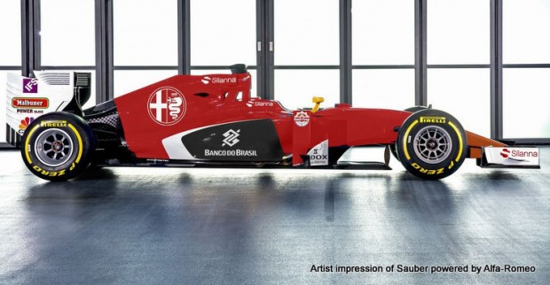 Alfa-Romeo-F1-return-with-Sauber-F1-Team