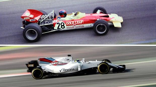 Como era o mundo da última vez que não havia brasileiros na F1?