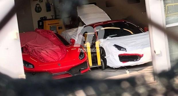 Ferrari-488-GTO-Spy-Shot-