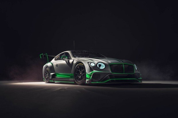 New Bentley Continental GT3 - 1 copy