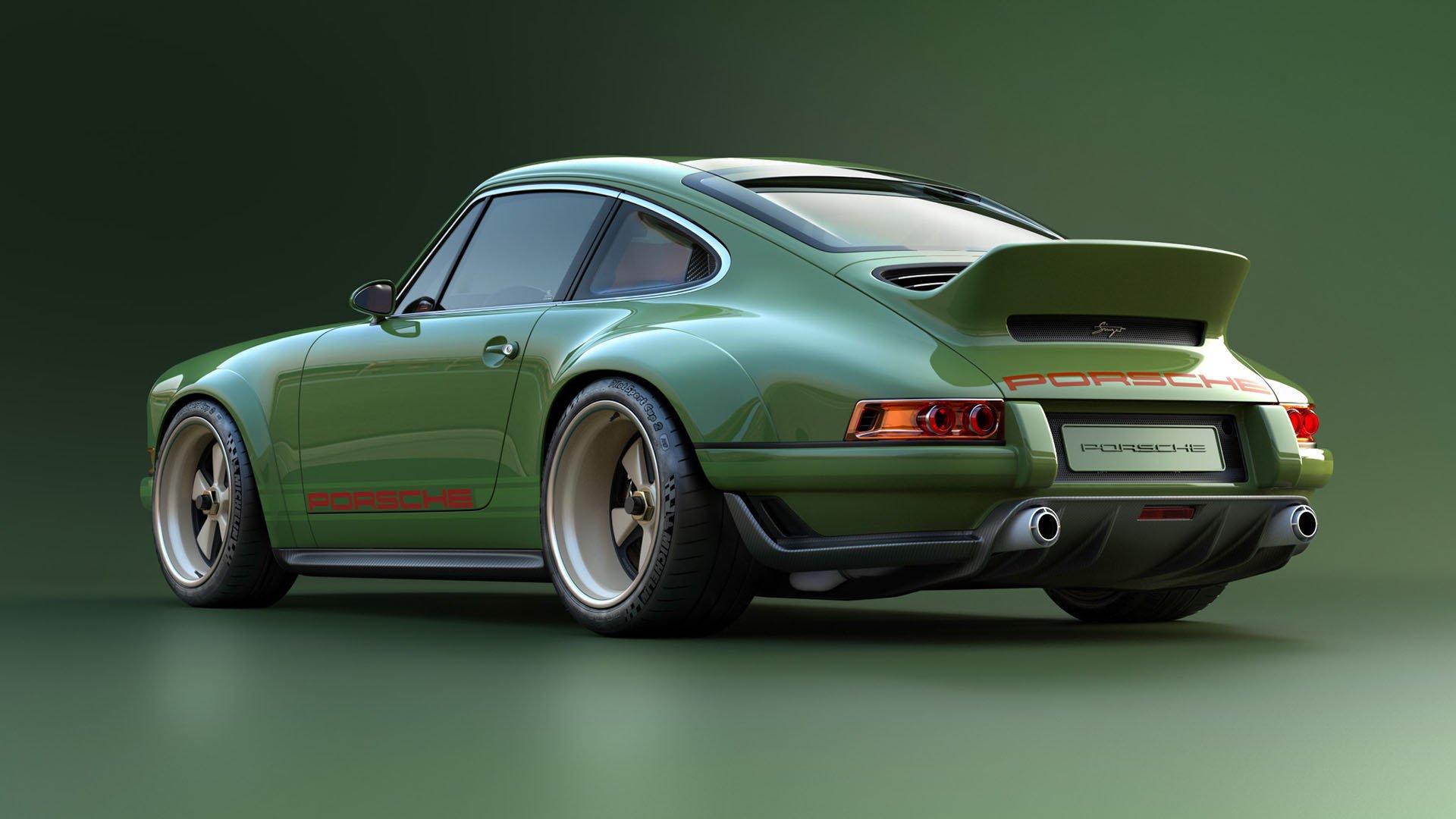 Este 233 O Incr 237 Vel Porsche 911 Singer Com Motor Aircooled