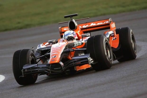 Spyker-F1