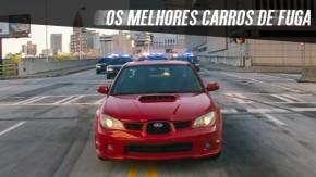 Os melhores carros de fuga que existem (ou que poderiam existir) – parte 1