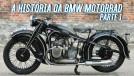 A história das motos BMW, parte 1: dos motores de avião às motos de guerra