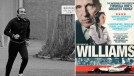 "Eu assisti ao documentário ""Williams"" e…"