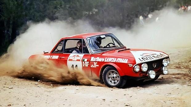 Lancia Fulvia: o cupê com motor V4 e tração dianteira que se tornou uma lenda dos ralis antes do WRC