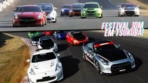 Nissan GT-R de 1.000 cv e Civic de 250 cv juntos na pista? Sim – e foi uma bela corrida!