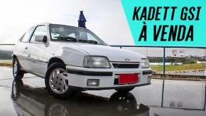 De volta aos anos 90: este Chevrolet Kadett GSi bem conservado e original está à venda