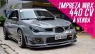 """Este Subaru Impreza WRX """"hawk eye"""" preparado e customizado tem 440 cv e está à venda!"""