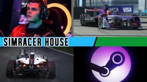 O gamer Mais Rápido do Mundo, Formula E no rFactor 2, Japanese Car Pack no Project CARS 2 e mais!
