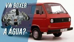 Wasserboxer: quando a Volkswagen fez um motor boxer refrigerado a água
