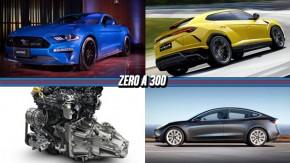 Mustang custará R$ 299.900, o novo motor Renault 1.3 de 162 cv, quanto custa manter um Tesla e mais!