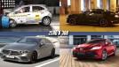 Novos itens de segurança em carros brasileiros, Mustang GT500 terá um novo V8 supercharged, nova geração do Toyota Camry chega ao Brasil e mais!