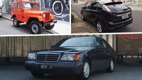 Os carros de R$ 30.000 a R$ 35.000 mais legais anunciados no GT40