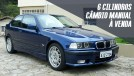 BMW 323ti à venda: um hatch com seis cilindros, câmbio manual e tração traseira na sua garagem
