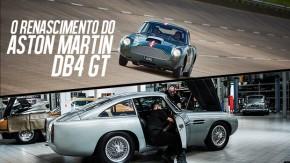 Aston Martin DB4 GT Continuation: a história e o renascimento do clássico depois de 60 anos