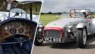 Brooklands aeroscreen: a história do para-brisa aerodinâmico que veio dos aviões da Primeira Guerra