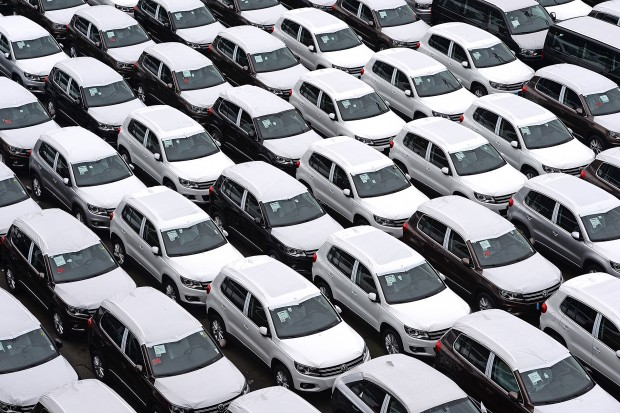 Bremerhaven Is Europe's Biggest Port For Car Exports