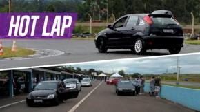Hot Lap Limeira: como foi acelerar meu carro do dia-a-dia em um track day